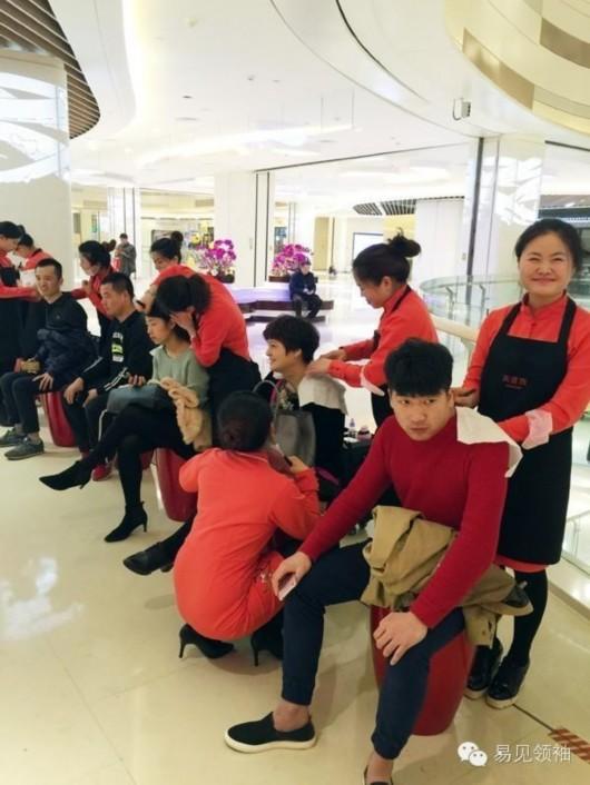 美甲服务擦鞋洗头,变态捞郑州店海底升级水莱丽极美女上按摩图片