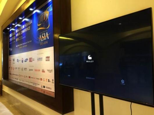微鲸助力博鳌论坛 全球互联网电视看中国图片
